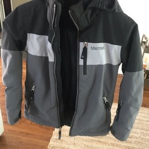 Boys Marmot winter jacket